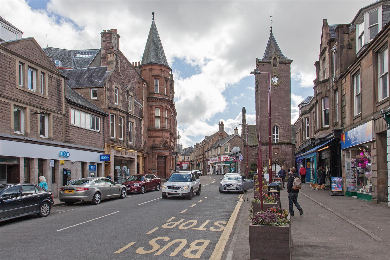 43, North Bridge Street, Crieff, Perthshire, PH7 3HJ, UK